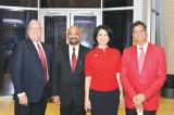University of Houston Reaches out to India House