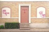 Hindu temple vandalised in US