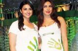 Priyanka Chopra to re-launch Parineeti Chopra with her production venture?