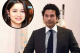 Tendulkar 'annoyed' by news on daughter joining films