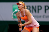 French Open: Maria Sharapova starts title defence with win