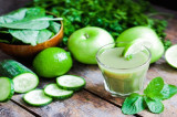 Green Juice That Stops Headaches And Migraines In a Second