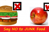 4 tricks to help you stay away from junk food