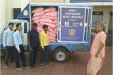 Akshaya Patra Provides Emergency Meals &  Builds Kitchen For Nepal Earthquake Survivors