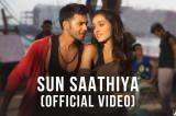 Sun Saathiya | Disney's ABCD 2 | Varun Dhawan & Shraddha Kapoor