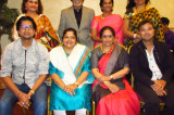 South Indian Singers Chitra and Her Troupe Delight Fans and Admirers