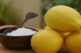 Natural Cure For Headache: Salty Lemonade