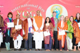 Houston's First Inaugural International Day of Yoga: A Successful Invocation Toward Oneness