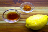 WHY YOU SHOULD DRINK HOT WATER WITH LEMON AND TURMERIC