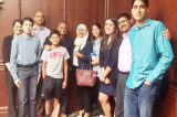 South Asian Youth Alliance Holds 4th Maiden Event:  Coffee with The CEO