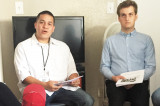 Sewa Lead Interns Explore Grass Root  Community Work with Texans Together