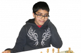 Indian American Chess King Captures Oklahoma's Imagination