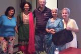 Kitchen Gardening Presentation to Cancer Survivor Group by Master Gardner Mary Demeny