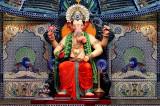 LAL BAGH KA RAJA GANAPATI IN MUMBAI(wish fulfilling ganesha)