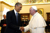 In U.S. visit, Francis was caring but cautious