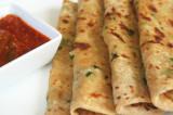 Mama's Punjabi Recipes: Paneer ka Parantha (Indian Cheese Parantha)
