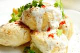 Mama's Punjabi Recipes: Dahi Vadde (Lentil Balls In Yogurt)