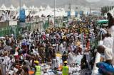 Stampede at haj kills 717 pilgrims in Saudi Arabia