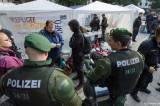 Germany needs to limit refugee influx, close borders: Merkel allies