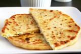 Mama's Punjabi Recipes: Cheese da Parantha (American Cheese Parantha)