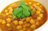Mama's Punjabi Recipes: Safayd CholeTuri Wale (White Chickpea Curry)
