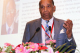 Dr. Dronamraju Delivers Opening Address in Shanghai, China