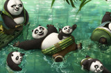 Kung Fu Panda 3 Official Trailer #1 (2016) – Jack Black, Angelina Jolie Animated Movie HD