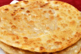 Mama's Punjabi Recipes: Chinni Da Parantha (Punjabi Crispy Sugar Flatbread)