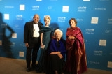 Indo Americans at UNICEF Ball  Lend a Helping Hand