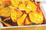 Mama's Punjabi Recipes: Pheetu (Vegetable  Chips)