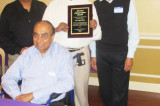 Lives Devoted to Helping the Ill are Appreciated by Their Peers
