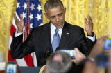 US will look into India's concerns on visa fee hike: Obama assures Modi