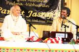 Gunateeta Sang: The Sangeet Martand  Blesses his Grand-Disciples