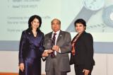 Ashok Garg Felicitated for Leading the Chamber in 2015