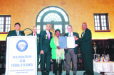 Foundation for India Studies Celebrates 10th Anniversary, 50 Oral Histories