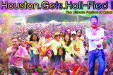 Epic Holi Rocks with Record International Crowd