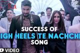 HIGH HEELS TE NACHCHE Video Song | KI & KA | Meet Bros ft. Jaz Dhami | Yo Yo Honey Singh | T-Series