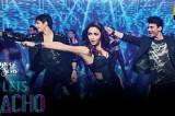 Let's Nacho – Kapoor & Sons | Sidharth | Alia | Fawad | Badshah | Benny Dayal | Nucleya