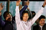 Imran announces anti-corruption movement in Sindh, rally in Lahore