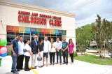 Hundreds of Families Get First-Hand Look atNew State-of-the-Art Children's Clinic