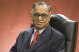 Narayana Murthy: Indian IT companies act as immigration agents