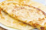 Mama's Punjabi Recipes: Plain Paranthas (Wheat Pancrusted Flatbread)