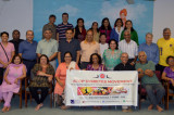Sewa International & VYASA Conducts  Stop Diabetes Movement (SDM) Yoga Camp