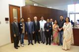 "Swadesh Chatterjee's, ""Building Bridges"" Flies off the Shelves at TSH Gala"