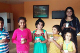 Sri Govindaji Vedic School Kicks off Tree Planting Project
