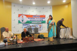 Fathers and Grandfathers are Serenaded at ISCA's Function