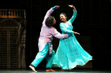 Spectacle of Universal Love Conceived by a Master of Kathak Dance