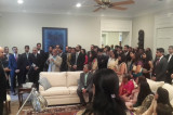 An Evening of Celebrating Humanity Over Religion: Consul General of India, Houston, Anupam Ray Hosts an Iftar