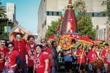 India Festival: Greater Houston Rath Yatra 2016