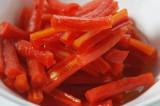 Mama's Punjabi Recipes: Gajar Da Murabba (Carrot Preserves)